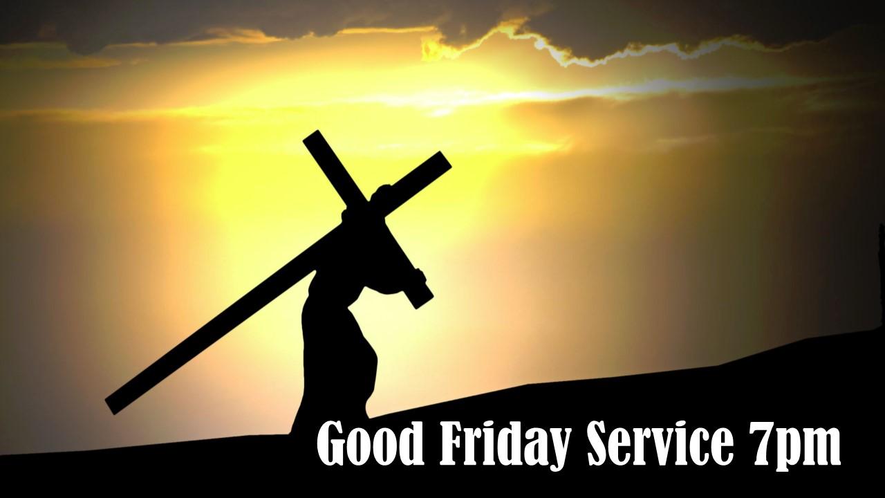 Calendar Good Friday : Good friday service northwoods vineyard church