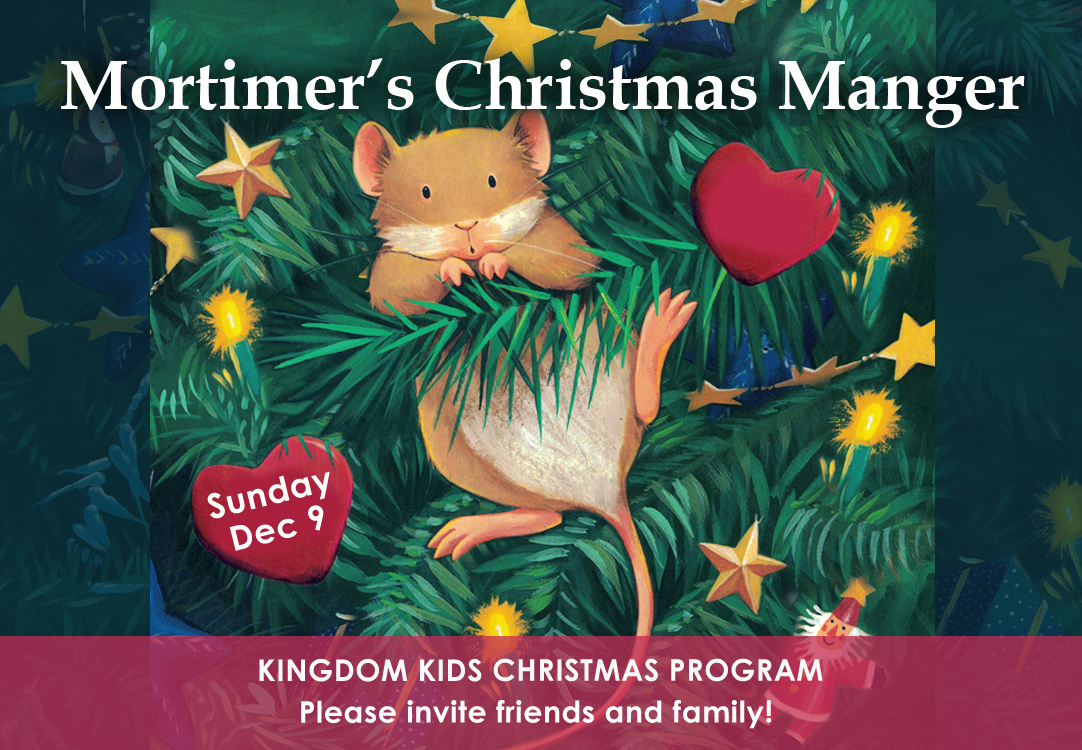 KK Christmas Program – Northwoods Vineyard Church